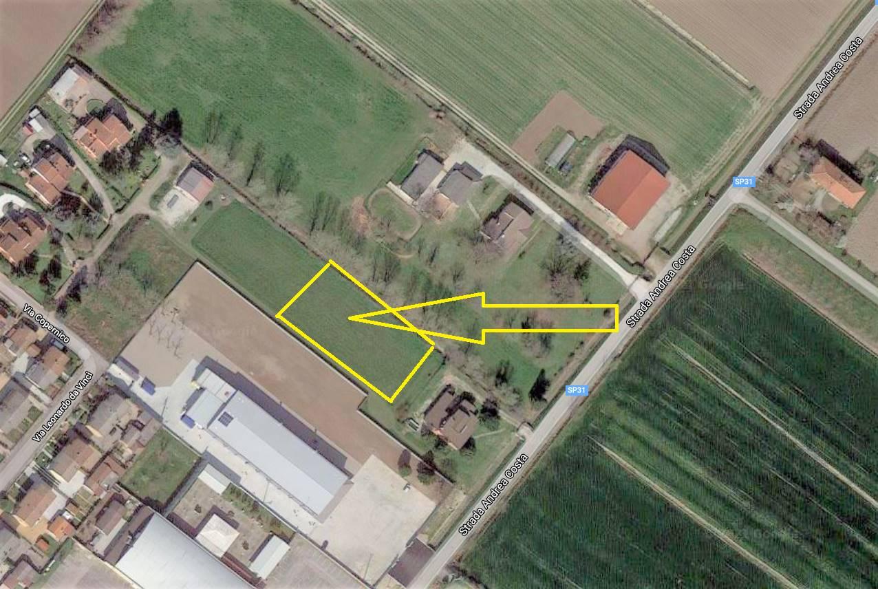 Terreno Edificabile Residenziale in vendita a Roncoferraro, 9999 locali, prezzo € 55.000 | CambioCasa.it