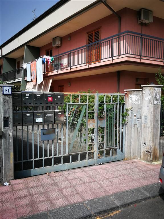 Appartamento in Via Carcara 51, Es, Aci Catena