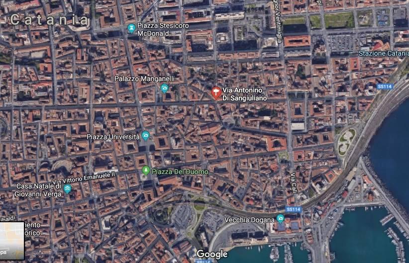 In Vendita a Catania Palazzo / Stabile