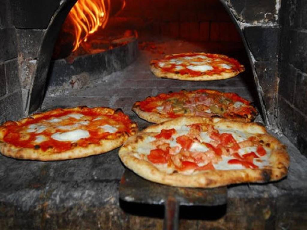 Pizza a teglia