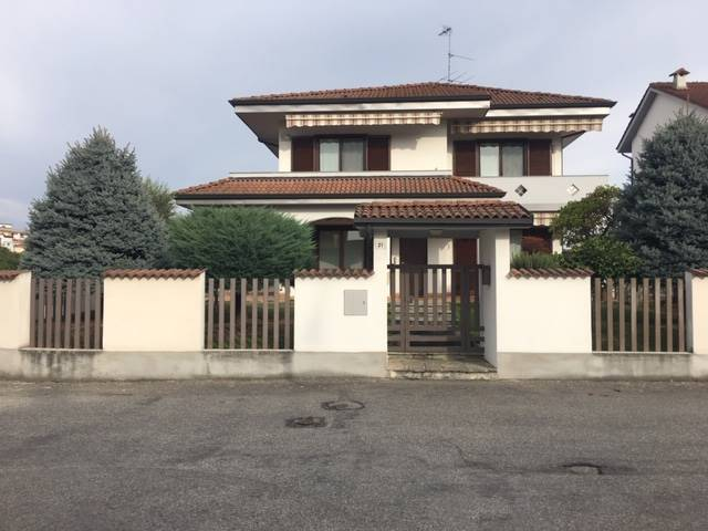 Villa in Via Durini 19/21, Mortara