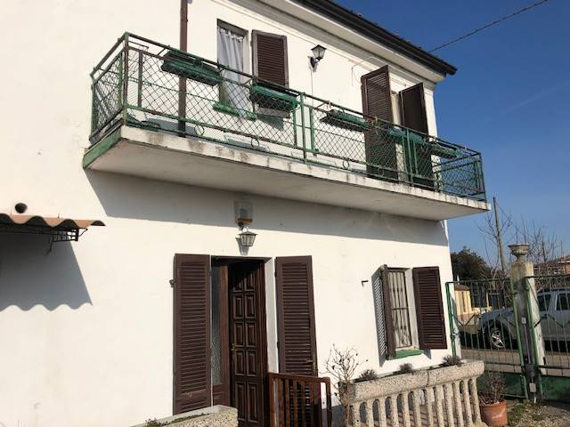 Casa semi indipendente in Via Xx Settembre N68, Mortara