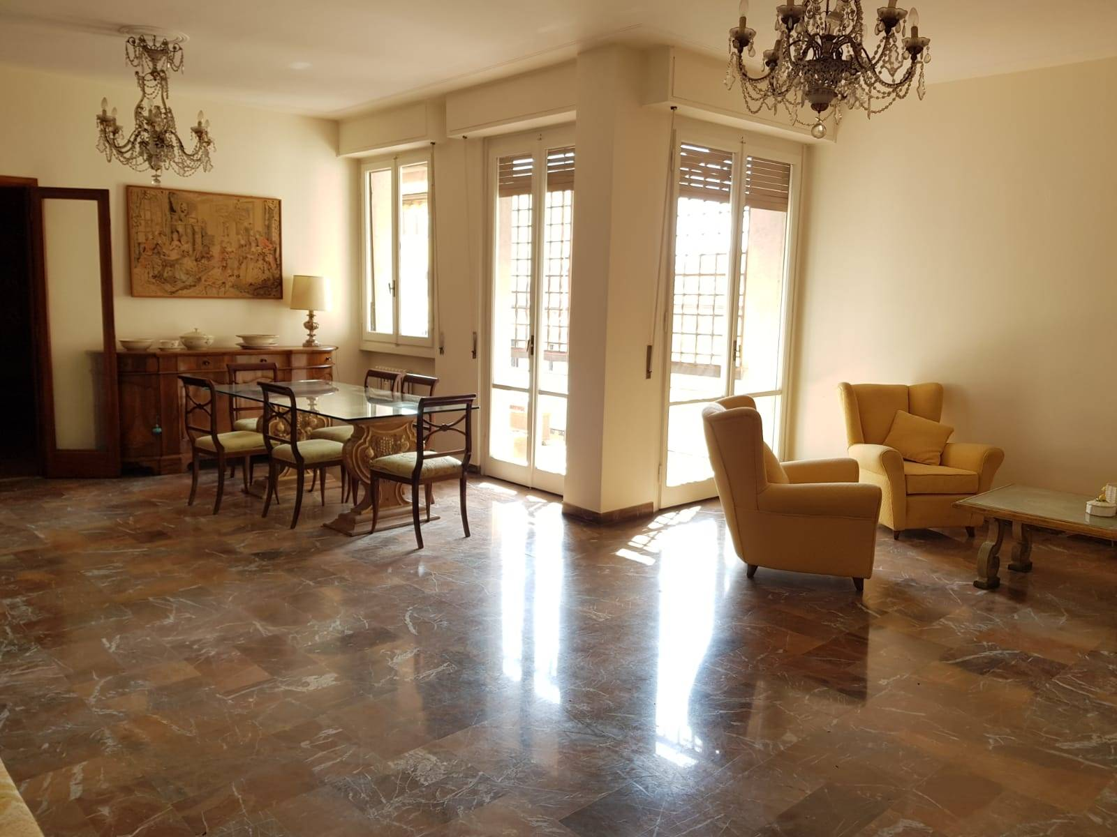 SAVONAROLA, FIRENZE, Apartment for rent of 146 Sq. mt., Restored, Heating Centralized, Energetic class: F, Epi: 142,48 kwh/m2 year, placed at 3°,