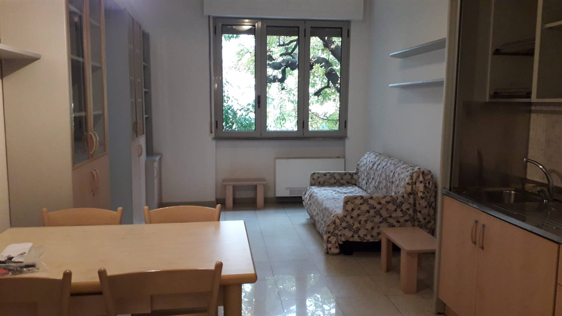 LIBERTÀ, FIRENZE, Apartment for rent of 36 Sq. mt., Excellent Condition, Heating Centralized, Energetic class: B, Epi: 111,1 kwh/m2 year, placed at
