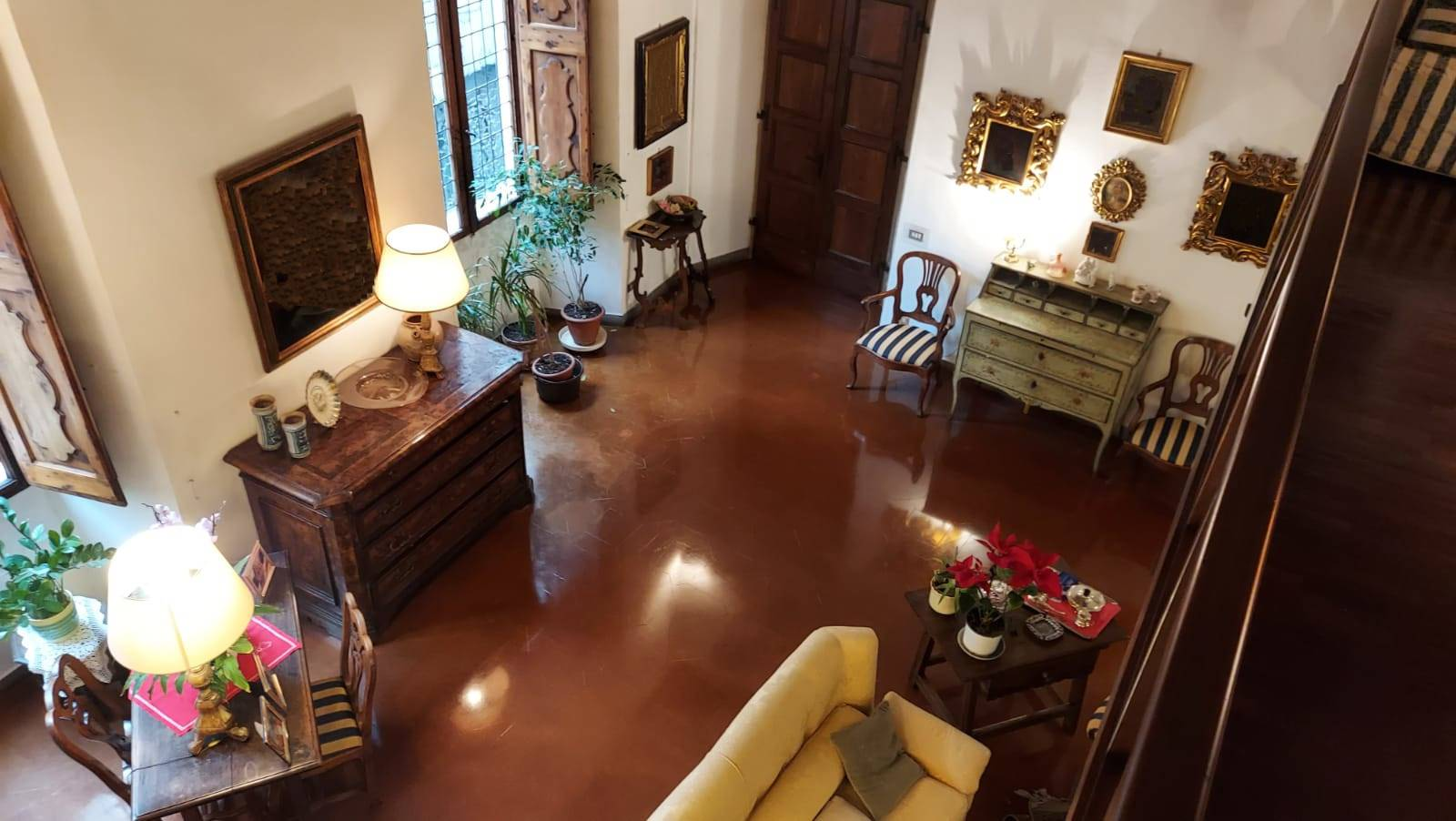 SAN FREDIANO, FIRENZE, Apartment for sale of 300 Sq. mt., Excellent Condition, Heating Individual heating system, Energetic class: F, Epi: 119,17