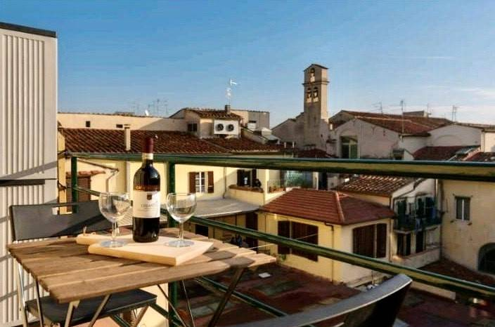 SANTA MARIA NOVELLA, FIRENZE, Apartment for sale of 109 Sq. mt., Excellent Condition, Heating Individual heating system, Energetic class: G, Epi: 145,