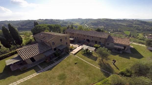 CaseFirenze - Bilocale in Via Cerroni 15, Castelfalfi, Montaione