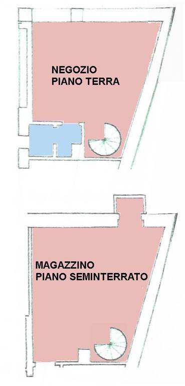 CENTRO STORICO, BOLZANO, Shop for sale of 50 Sq. mt., Good condition, Heating Centralized, Energetic class: G, placed at Ground, composed by: 1 Room,