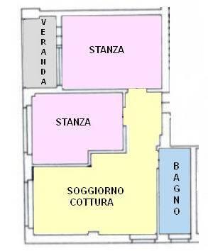 EUROPA, BOLZANO, Wohnung zu verkaufen von 75 Qm, Gutem, Heizung Zentralisiert, Energie-klasse: G, am boden Land, zusammengestellt von: 3 Raume,