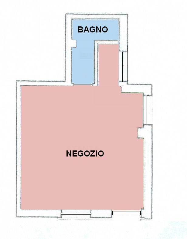 RESIDENZIALE, BOLZANO, Business unit for sale of 36 Sq. mt., Energetic class: G, composed by: 1 Room, 1 Bathroom, Price: € 150,000