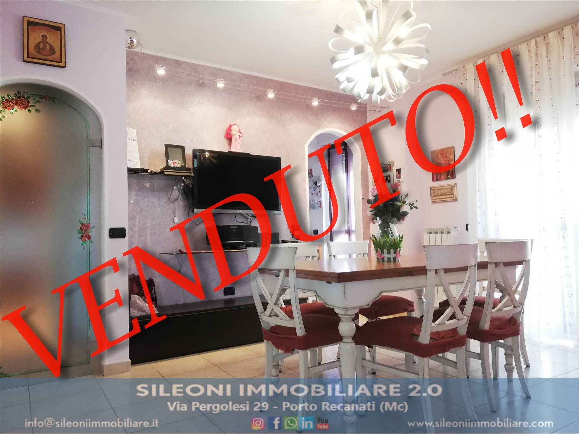 Appartamento in vendita a Pollenza, 5 locali, zona Località: CASETTE VERDINI, prezzo € 155.000   PortaleAgenzieImmobiliari.it