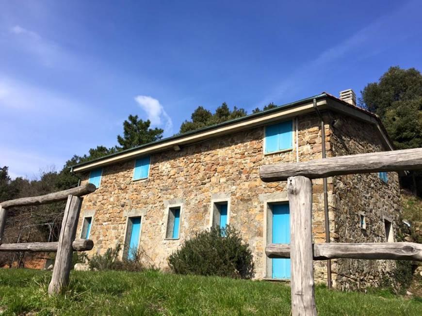 Villa in Focette, Costa, Framura