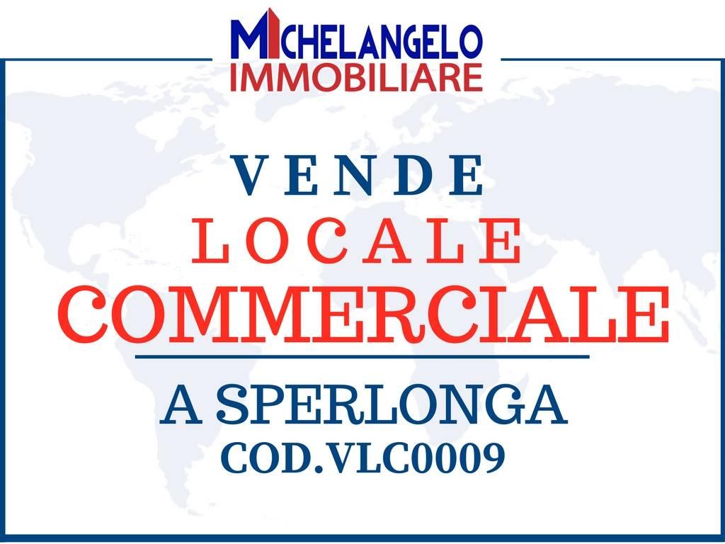 Locale commerciale, Sperlonga, abitabile