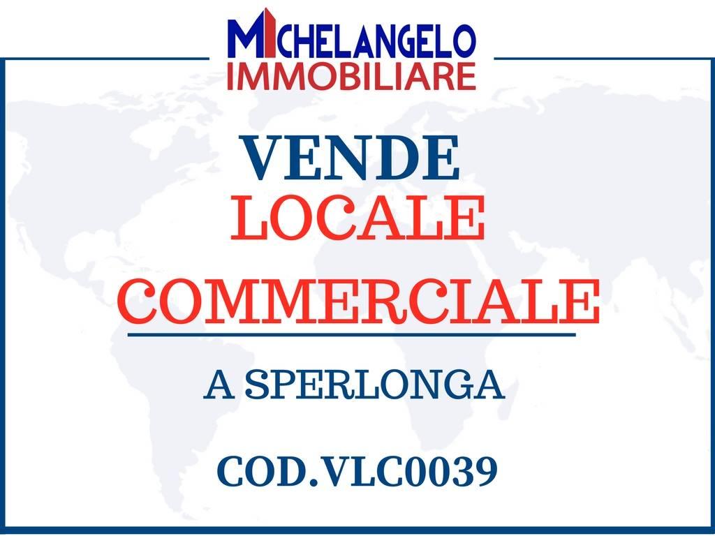 Locale commerciale, Sperlonga, ristrutturato