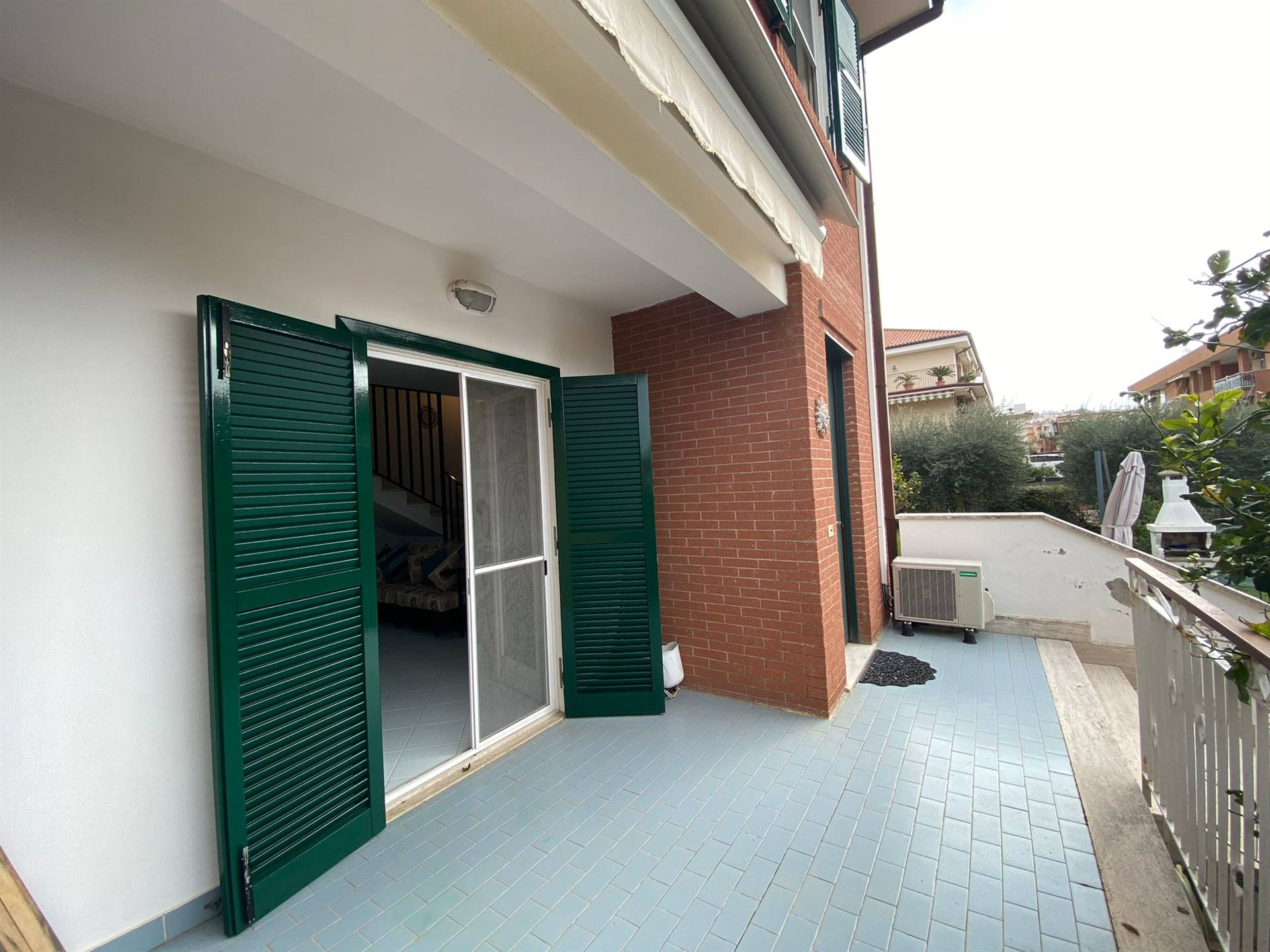 terrazzo ingresso