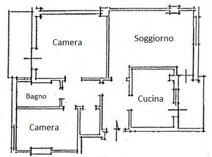 Planimetria - Rif. SMN310A