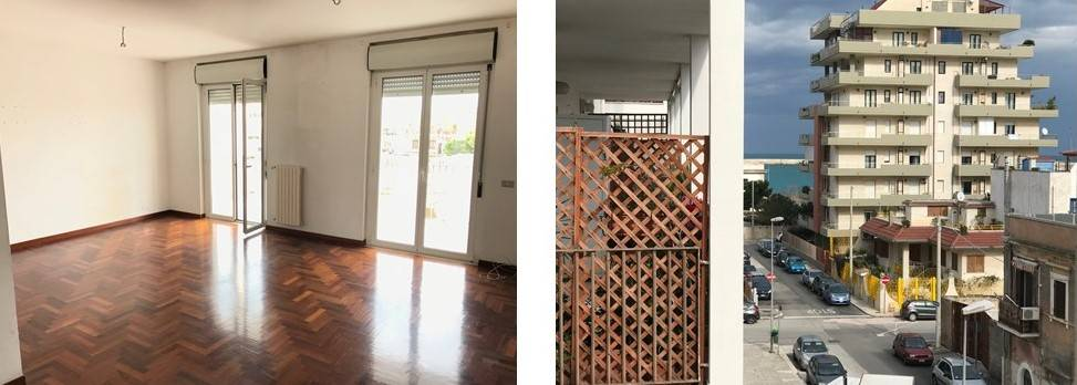 FARO, BARI, Apartment for rent of 125 Sq. mt., Excellent Condition, Heating Individual heating system, Energetic class: G, Epi: 2 kwh/m2 year, placed