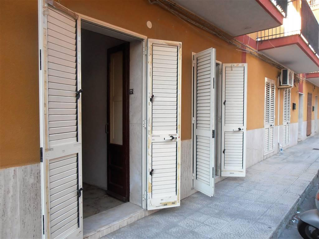 Trilocale in Via Giuseppe Muscatello, Augusta
