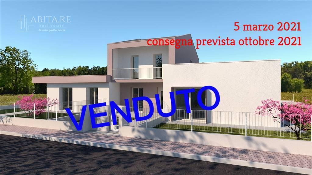 Villa a Schiera in vendita a Zevio, 4 locali, Trattative riservate   CambioCasa.it