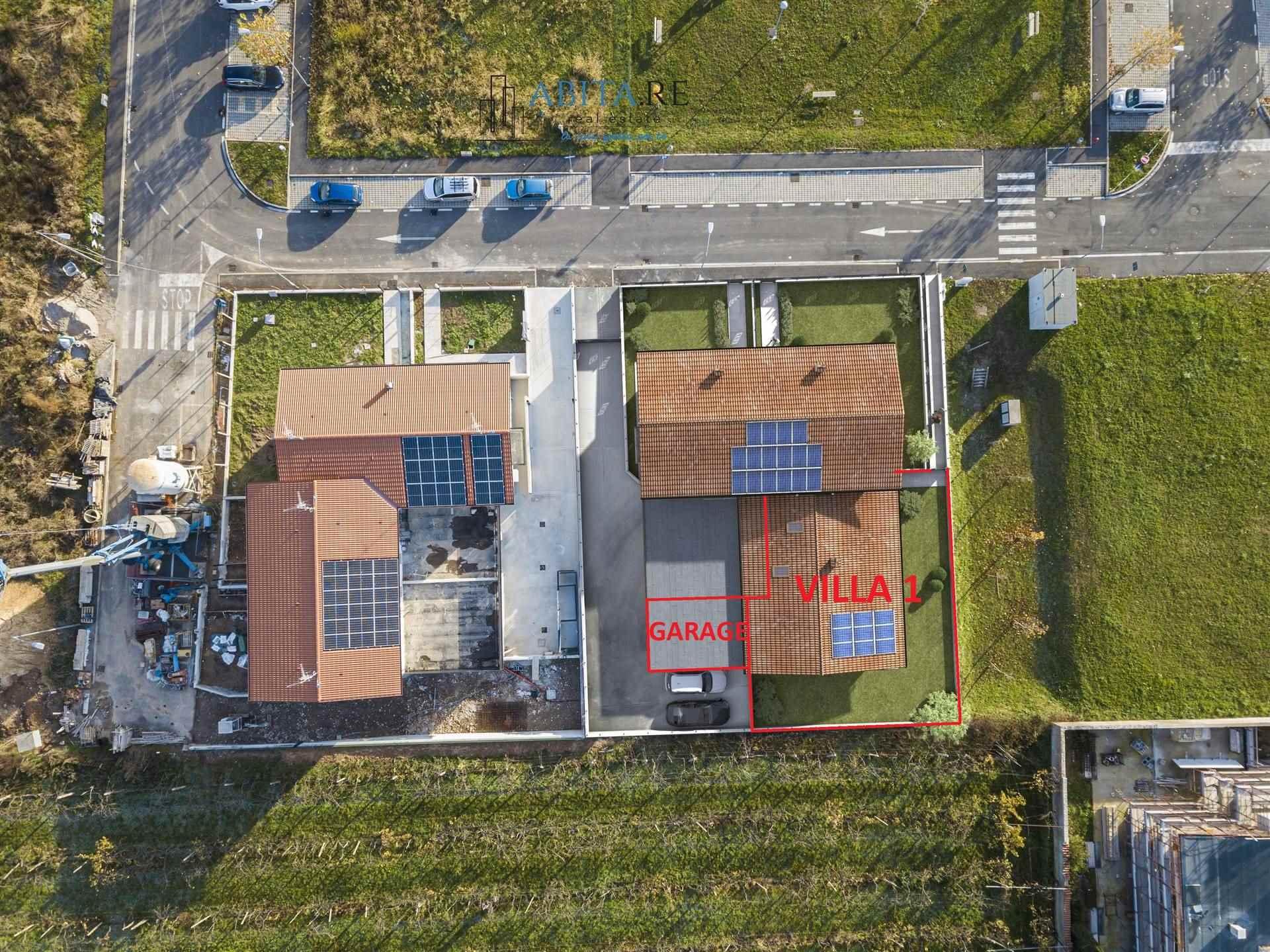 Villa in vendita a Colognola ai Colli, 4 locali, zona Località: STRA DI COLOGNOLA, prezzo € 335.000 | CambioCasa.it