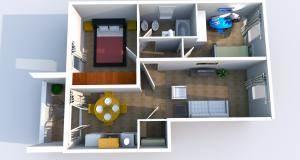 Appartamento indipendente, Tirrenia, Pisa, in nuova costruzione