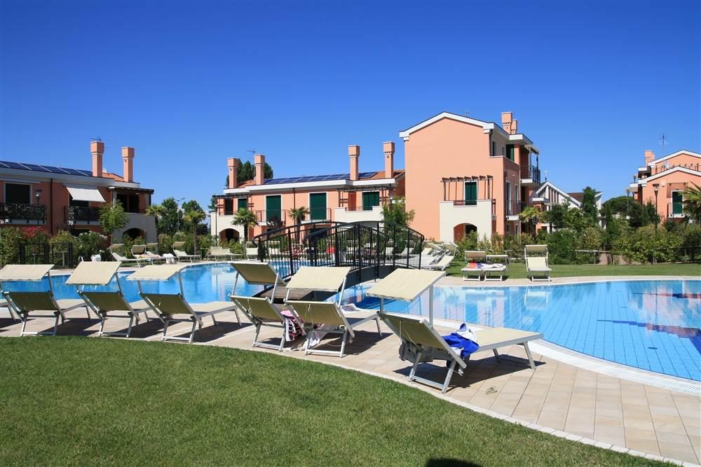 JESOLO Attico in residence con piscine Foto 4
