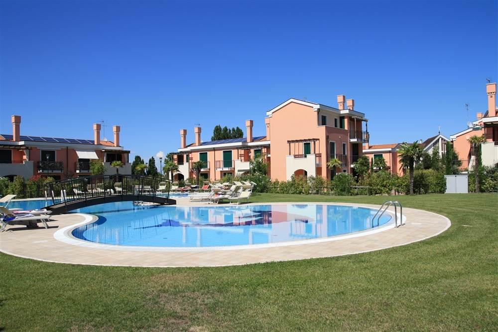 JESOLO Attico in residence con piscine Foto 2