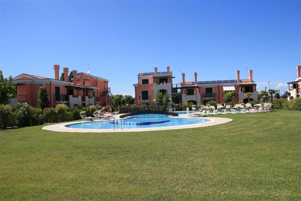 JESOLO Attico in residence con piscine Foto 10