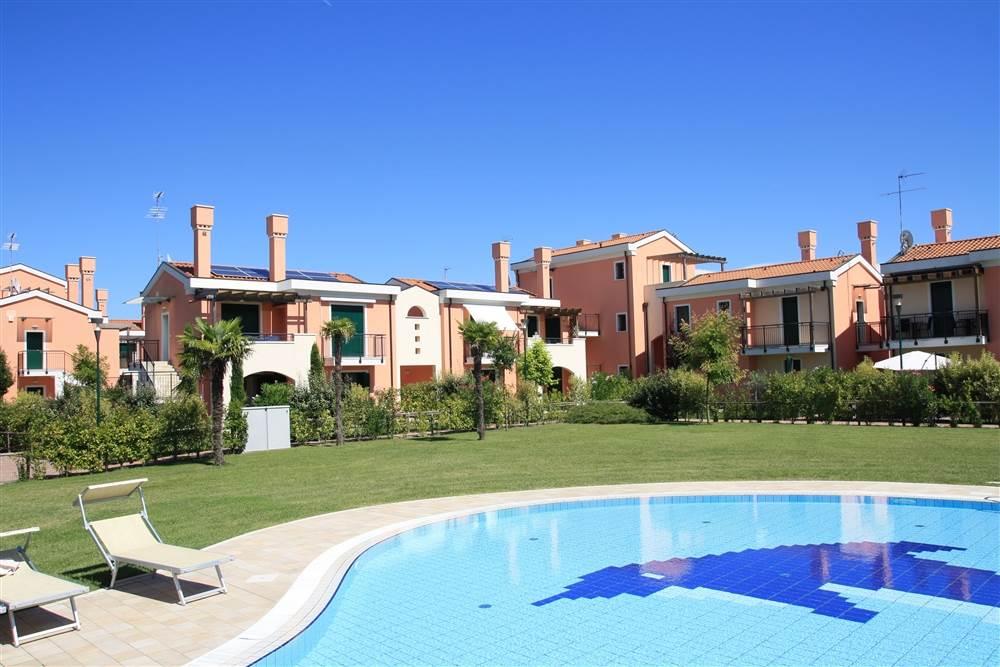 JESOLO Attico in residence con piscine Foto 15