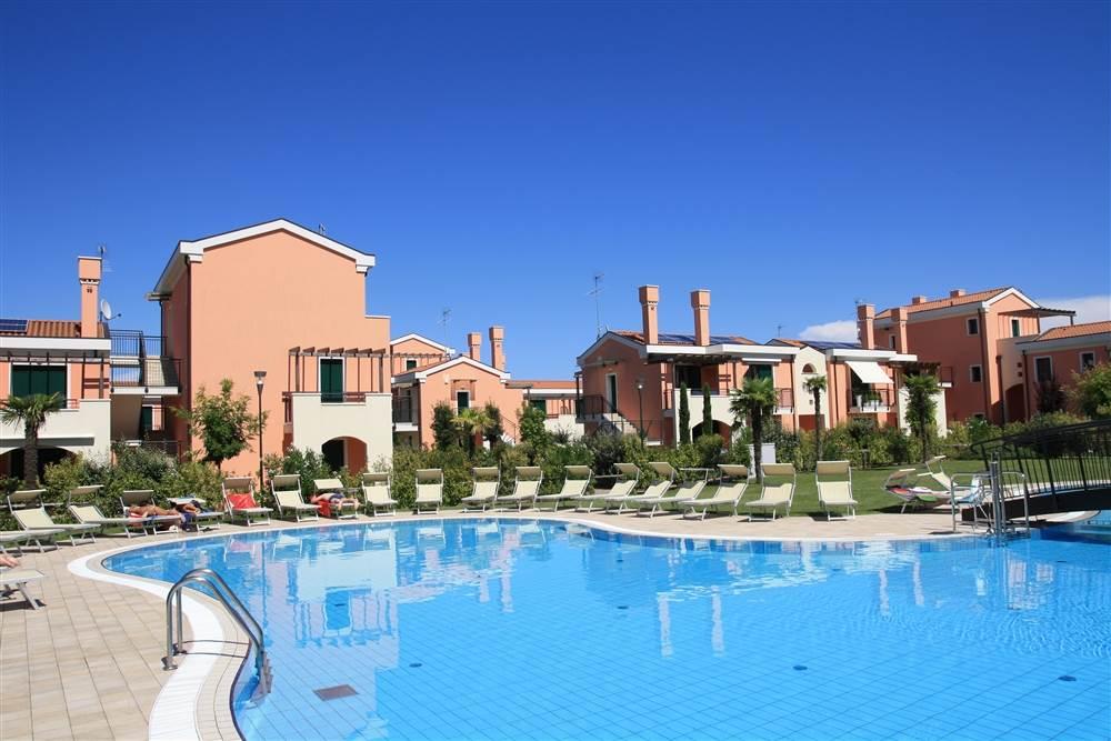 JESOLO Attico in residence con piscine Foto 8