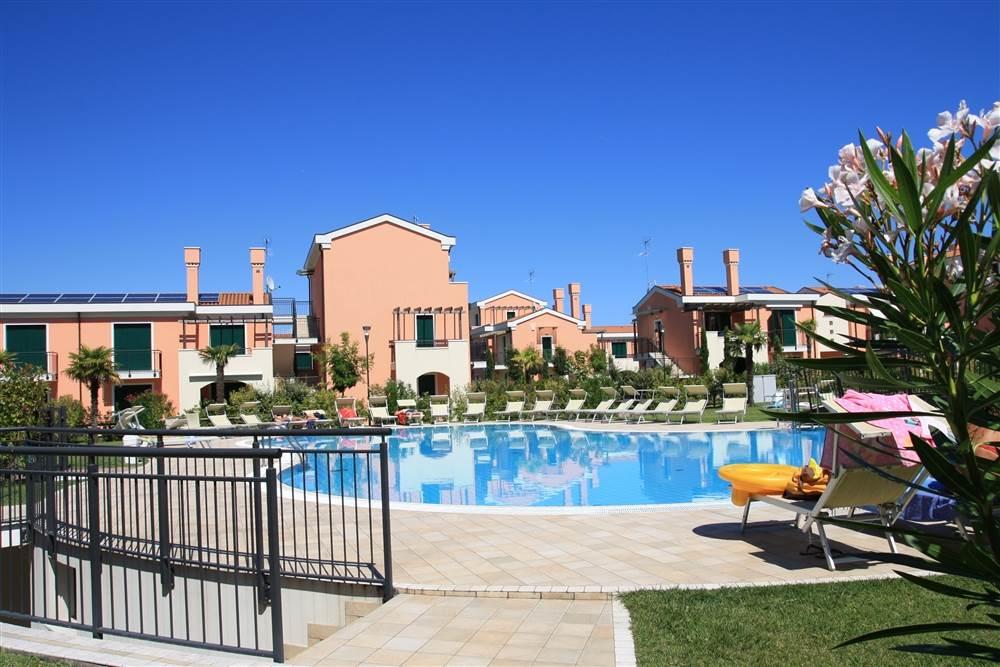 JESOLO Attico in residence con piscine Foto 11