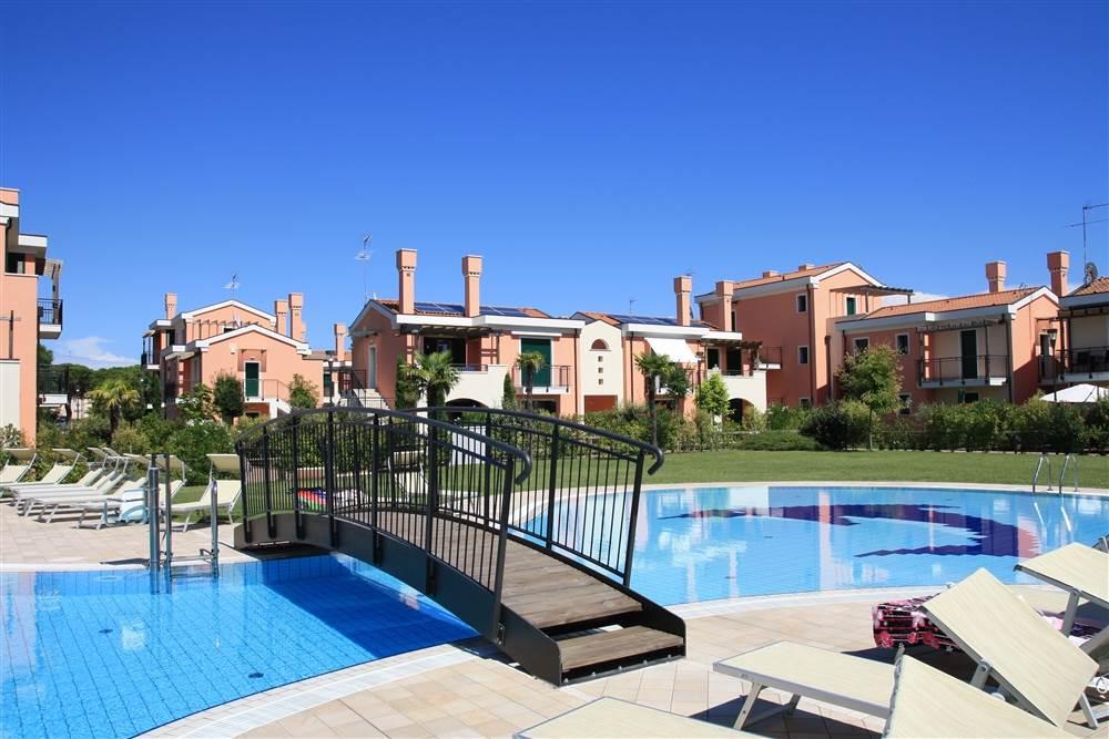 JESOLO Attico in residence con piscine Foto 1