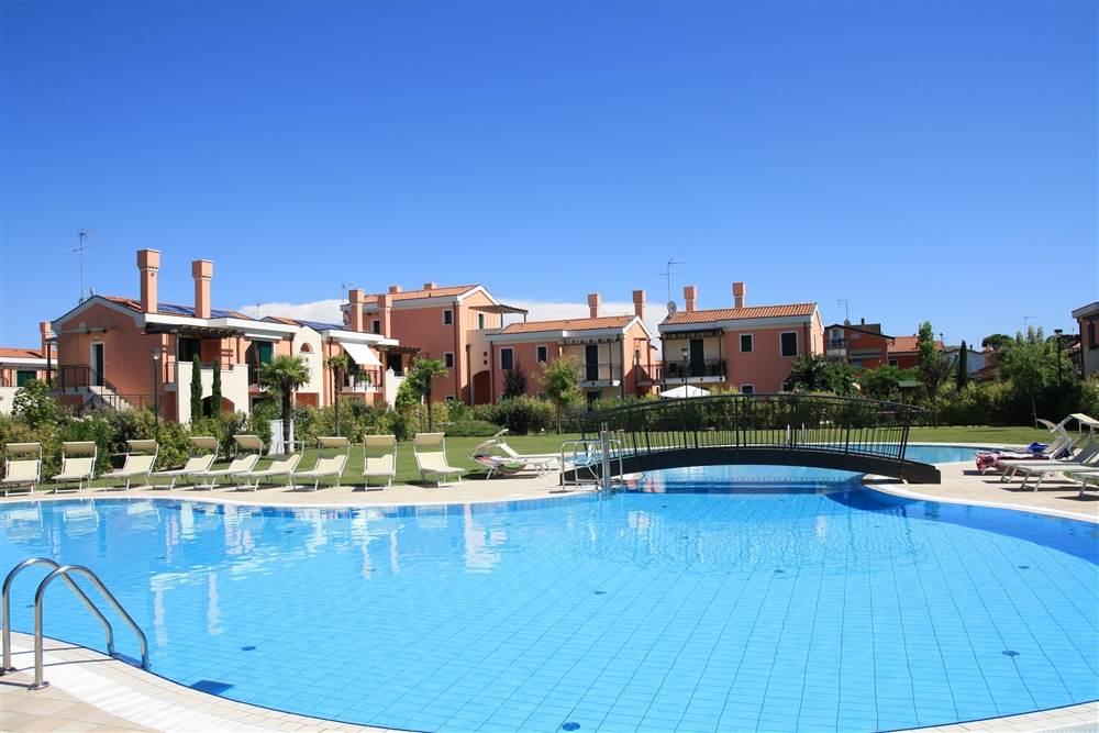JESOLO Attico in residence con piscine Foto 7