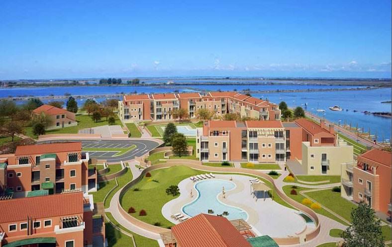 CAVALLINO TREPORTI Appartamento vista mare con giardino privato Foto 1