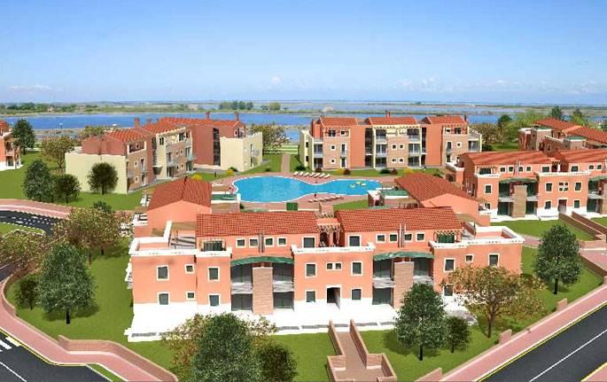 CAVALLINO TREPORTI Appartamento vista mare con giardino privato Foto 8