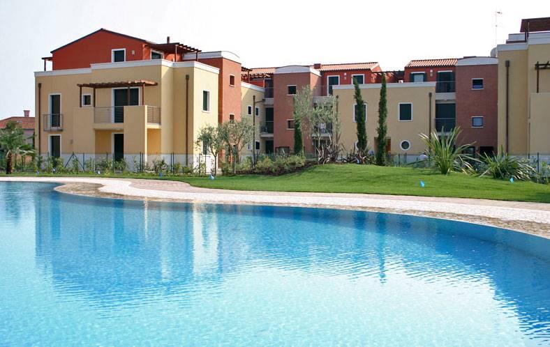 CAVALLINO TREPORTI Appartamento vista mare con giardino privato Foto 10