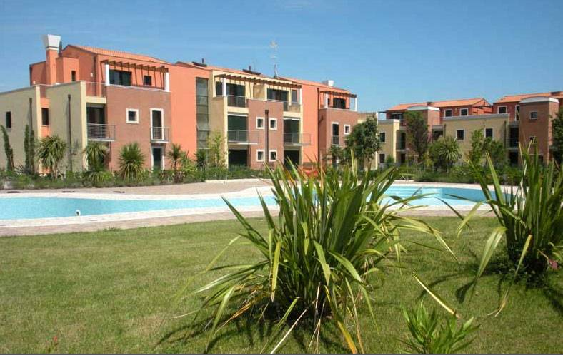 CAVALLINO TREPORTI Appartamento vista mare con giardino privato Foto 11