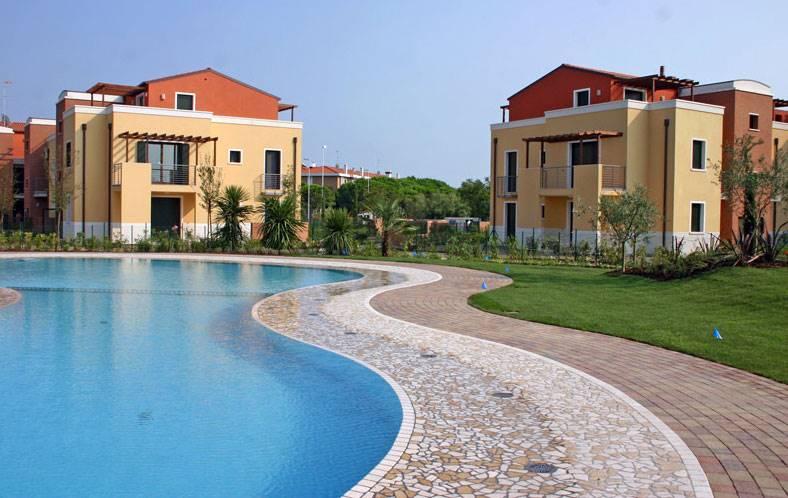 CAVALLINO TREPORTI Appartamento vista mare con giardino privato Foto 12