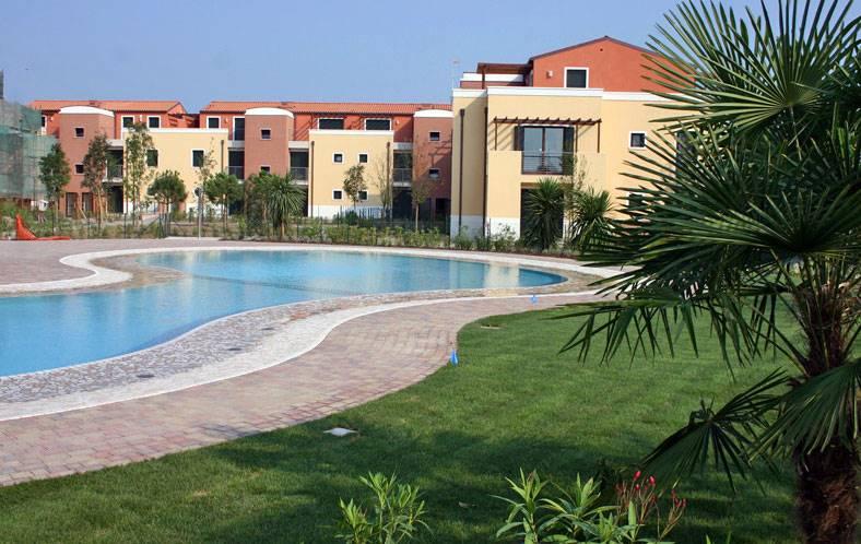 CAVALLINO TREPORTI Appartamento vista mare con giardino privato Foto 13