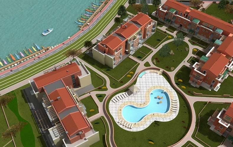 CAVALLINO TREPORTI Appartamento vista mare con giardino privato Foto 15