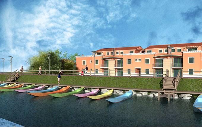 CAVALLINO TREPORTI Appartamento vista mare con giardino privato Foto 16