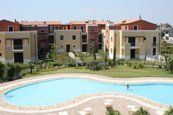 CAVALLINO TREPORTI Appartamento vista mare con giardino privato Foto 2