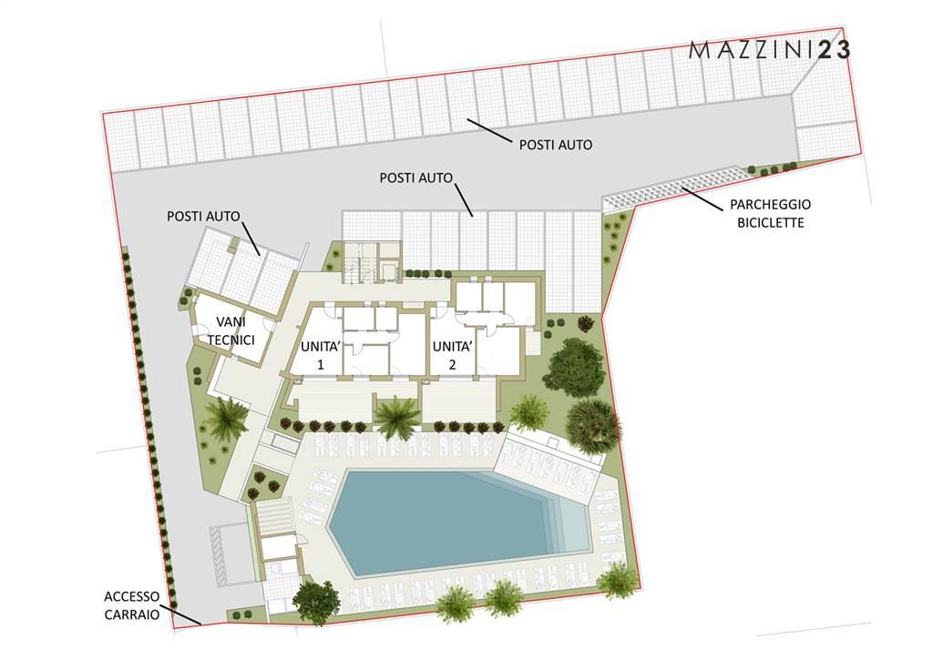 JESOLO Appartamenti varie metrature Mazzini 23 Foto 19