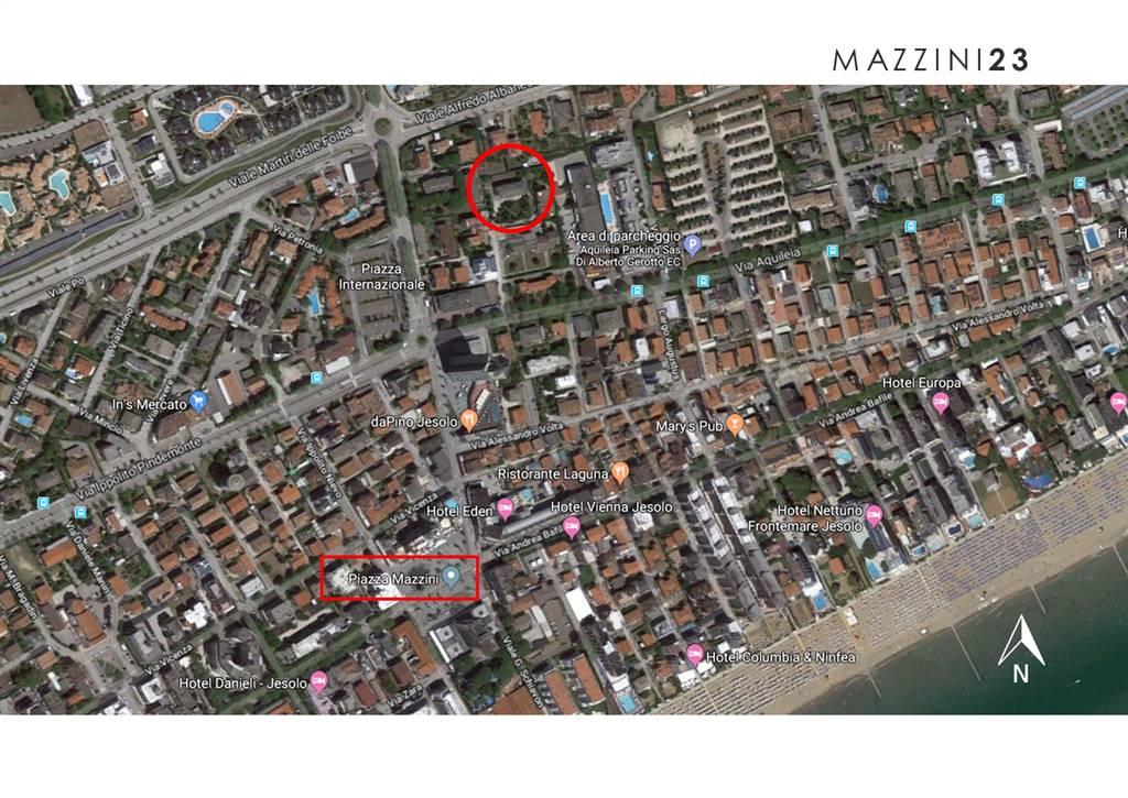 JESOLO Appartamenti varie metrature Mazzini 23 Foto 9