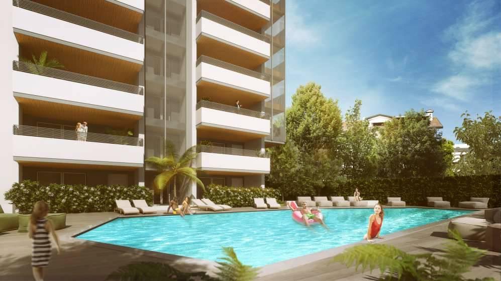 JESOLO Appartamenti varie metrature Mazzini 23 Foto 13