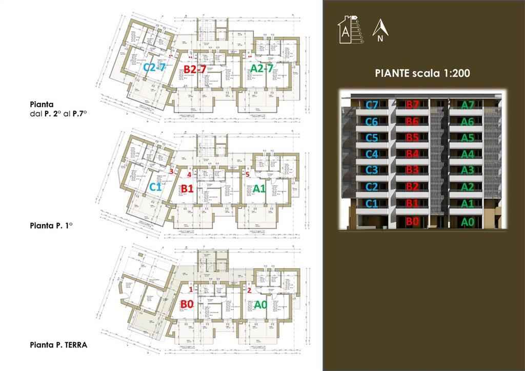 JESOLO Appartamenti varie metrature Mazzini 23 Foto 20