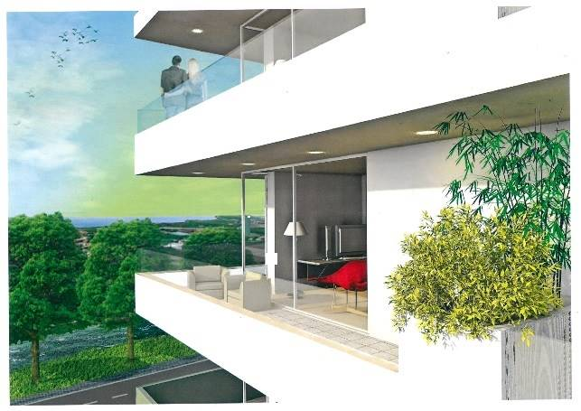 JESOLO PAESE, JESOLO, Apartment for sale of 74 Sq. mt., New construction, Heating To floor, Energetic class: A4, placed at 1°, composed by: 5 Rooms,