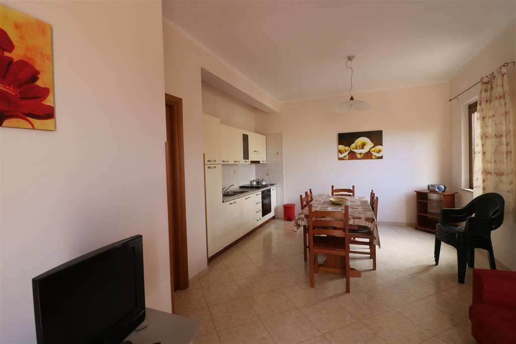 Appartamento in affitto a San Vito Lo Capo, 3 locali, zona Zona: Castelluzzo, prezzo € 380 | CambioCasa.it