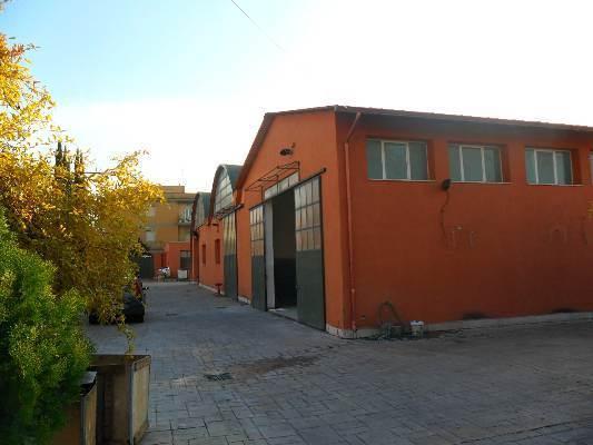 Capannone industriale, Roma, in ottime condizioni