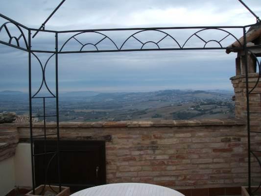 Casa singola, Pollenza, ristrutturata